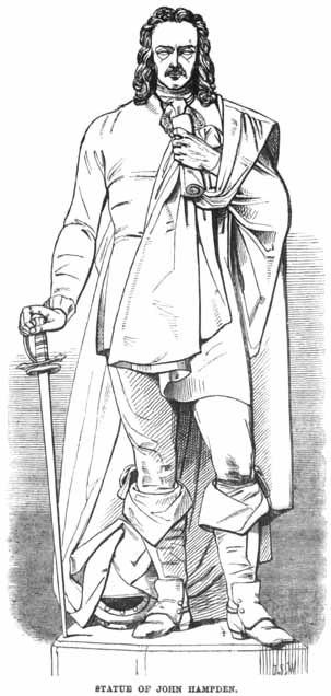 John Hampden - Project Gutenberg eBook 11921