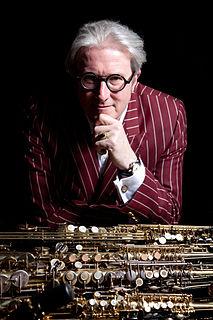 John Harle Musical artist
