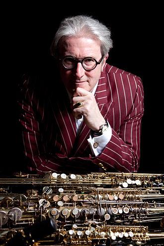 John Harle - Harle in 2001