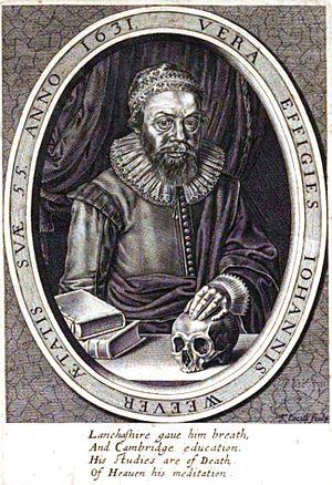 John Weever - John Weever in 1631