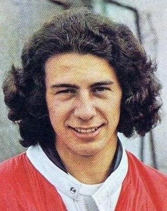 Johnny Cecotto - Cecotto in 1978