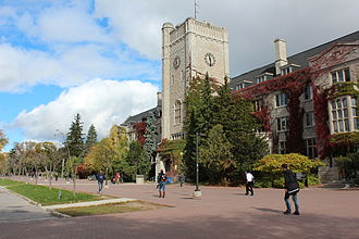 Ontario Agricultural College - Johnston Hall, University of Guelph