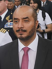 Jos luis p rez guadalupe for Ex ministro del interior