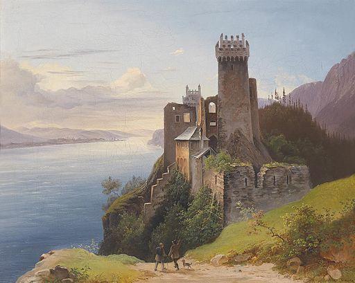 Josef Holzer Ruine Weitenegg
