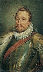 Fürstenbildnis des XVII. Jahrhunderts (Kopie)