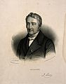 Joseph Pelletier. Lithograph by N. E. Maurin. Wellcome V0004582.jpg