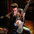 Josh Joplin In Studio New York City.jpg