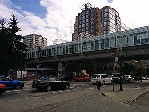 Joyce–Collingwood station - Image: Joyce–Collingwood station