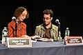 Joyce Carol Oates, Jonathan Safran Foer (6160538473).jpg