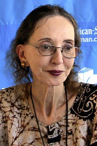 Joyce Carol Oates - Oates in 2014