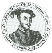Portrait of Juan de Grijalva