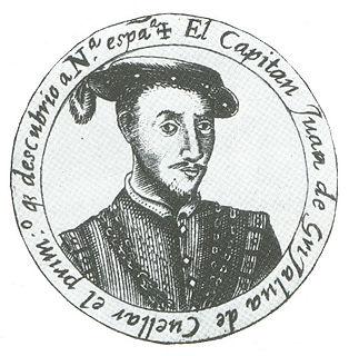 Juan de Grijalva Spanish conquistador