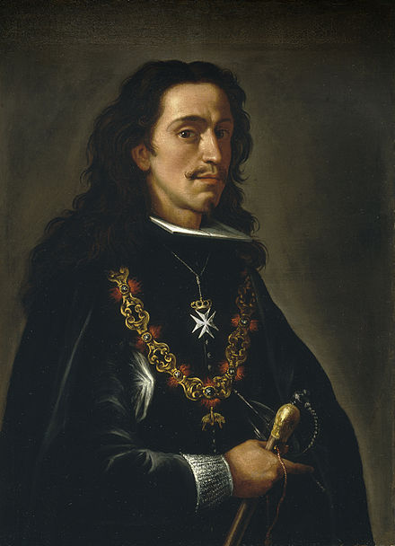 John of Austria was instrumental in leading the Habsburg forces. Juan Jose de Austria.jpg