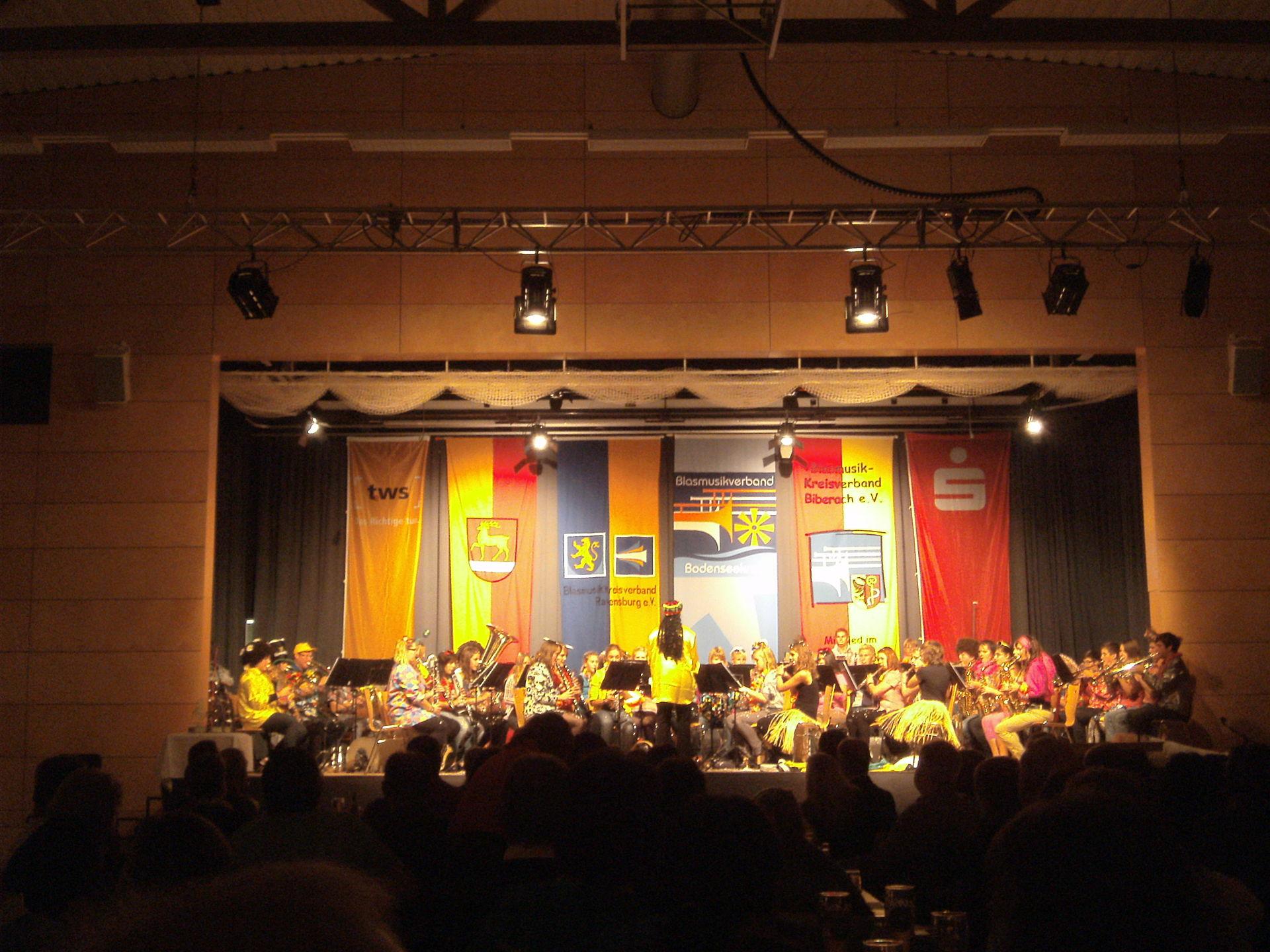 Funktionär Blasmusikverband Baden Württemberg: Blasmusikverband Baden-Württemberg