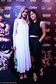 Julia Hart and Brit Marling red carpet Fantastic Fest 2015-9853 (27404542056).jpg