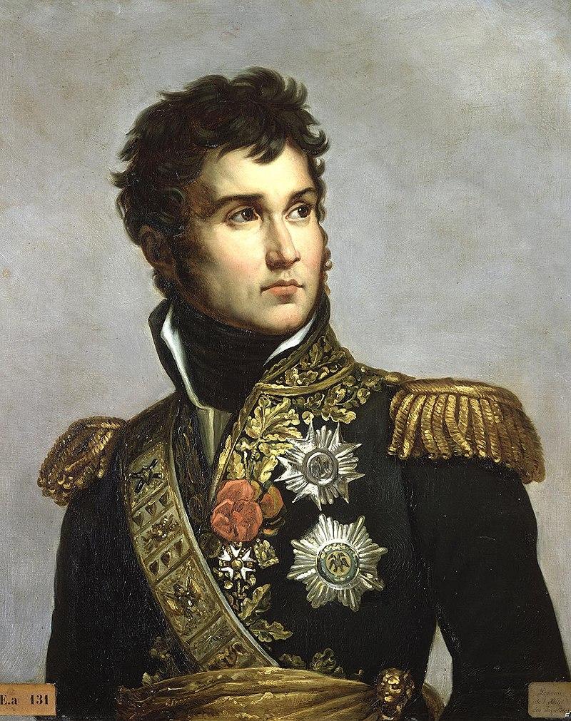 Julie Volpelière (d'après Gérard) - Le maréchal Lannes (1769-1809), 1834.jpg