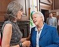 July 19, 2013 – Former EPA Administrator Carol Browner and Current EPA Administrator Gina McCarthy (9320001801).jpg