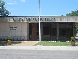 Junction City Hall