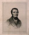 Justus von Liebig. Lithograph by J. Boilly, 1837. Wellcome V0003552.jpg