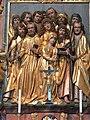 Kájov - Marienkapelle 3 Altar Marientod.jpg