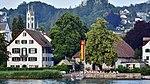 Küsnacht - Zehntenhaus - ZSG Pfannenstiel 2015-07-03 20-03-56.JPG