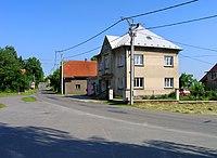 Křížkový Újezdec, Town Hall.jpg