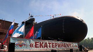 Russian submarine <i>Ekaterinburg</i> (K-84)