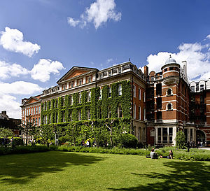 King's College London GKT School of Medical Education - Image: KCL Guys Campus 1