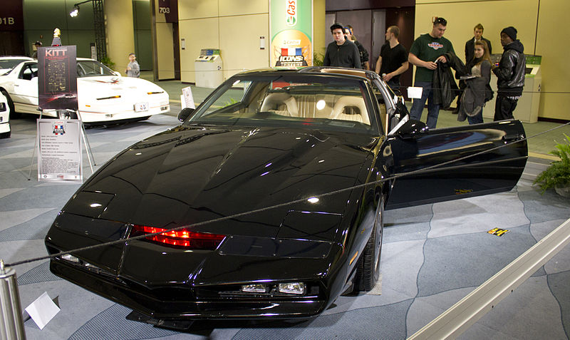 File:KITT Nose on at Toronto Auto Show 2011.jpg