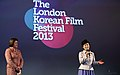 KOCIS Korea President Park London Korean FilmFestival 05 (10849090044).jpg