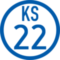 KS-22 station number.png