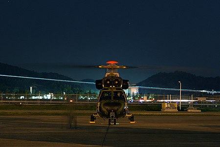 KUH-1 Surion Night Flight Test (12201476153).jpg