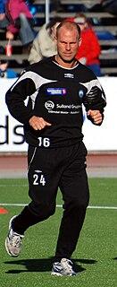 Kai Risholt Norwegian footballer