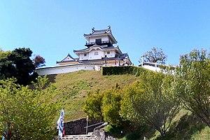 Kakegawa, Shizuoka - Kakegawa Castle
