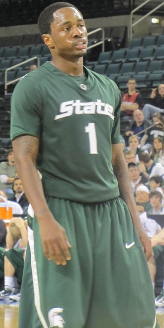 Kalin Lucas - Lucas as a Michigan State Spartan