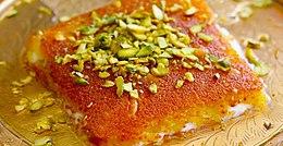 Ashpazi Irani Cake Havig