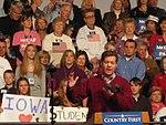 Kansas Senator Sam Brownback At Palin Rally (2972940724).jpg