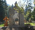 Kapela rusovinah - Kapellenruine Rosenbach, Gemeinde St.Jakob im Rosental.jpg