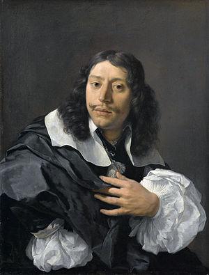 Karel Dujardin - Self-portrait, 1662