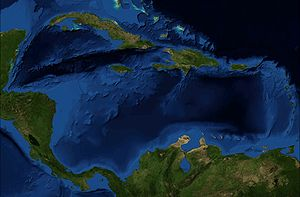 Satellite pictures, from NASA World Wind Globe...
