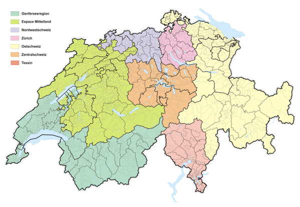 Region S Karte.Nuts Statistical Regions Of Switzerland Wikipedia