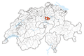 Karte Lage Kanton Zug 2009 2.png