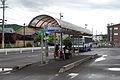 Karuizawa Station bus stop.JPG