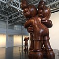 Kaws- where the end starts in Yuz museum.jpg