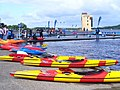 Kayaks at Strathclyde Loch - geograph.org.uk - 1470964.jpg