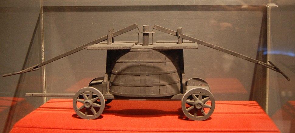 Keeling-fire-engine-model
