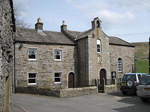 Keld, North Yorkshire - Keld United Reformed Church and Manse