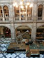 Kelvingrove Art Gallery and Museum, Glasgow, interior with giraffe.jpg