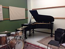 Piano Practice Rooms New York City