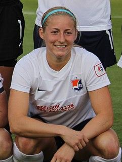 Kendall Johnson Association footballer